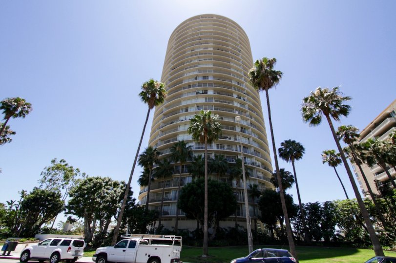 The International Tower of Long Beach is an Icon building
