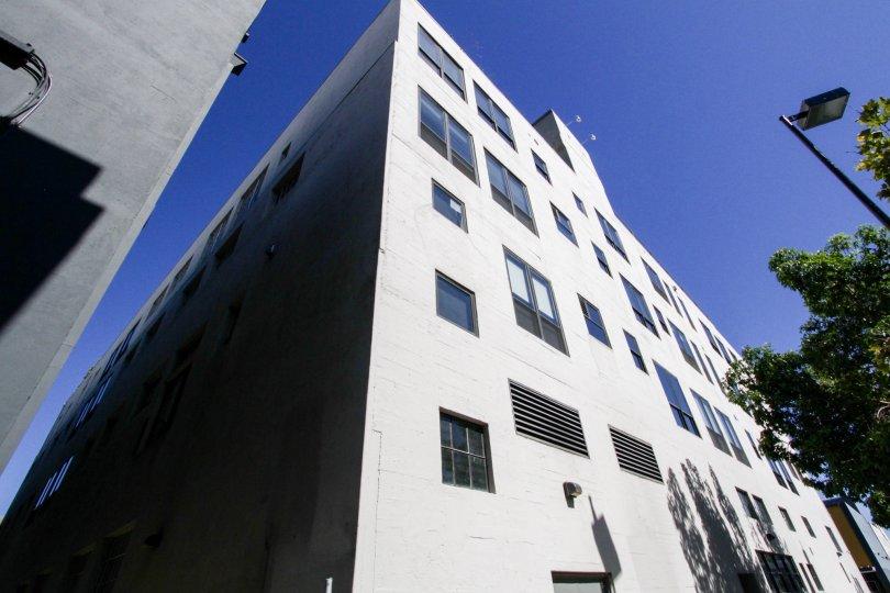 Walker Building Lofts building view