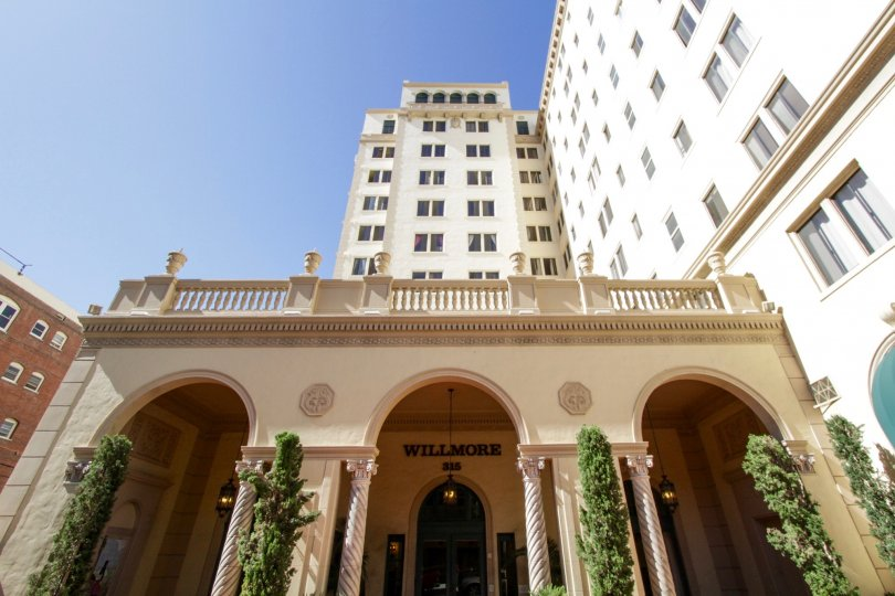 The Wilmore condos in Long Beach