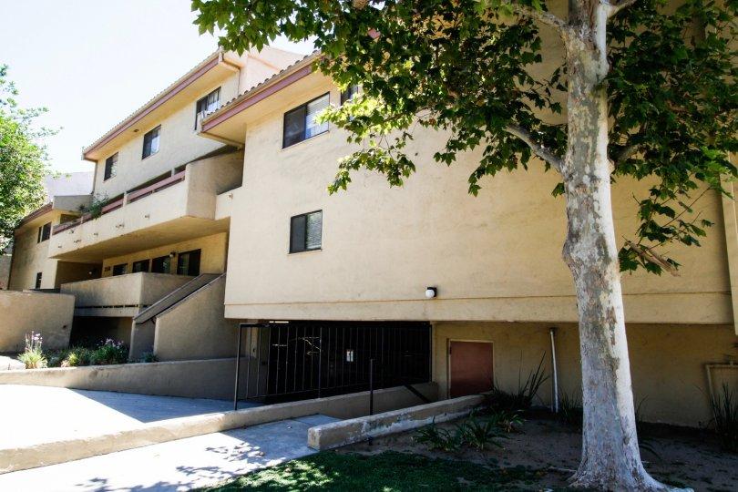 The Glendale Terrace building in Glendale California