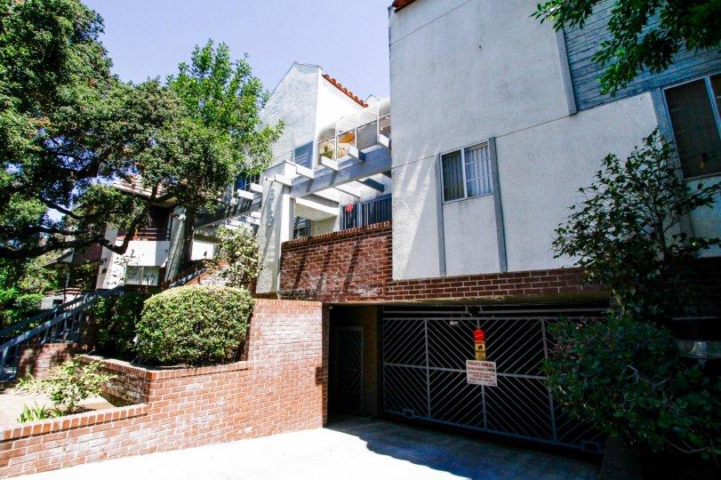 The Howard Geneva building in Glendale California
