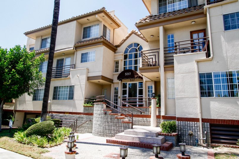 The North Adams building in Glendale California