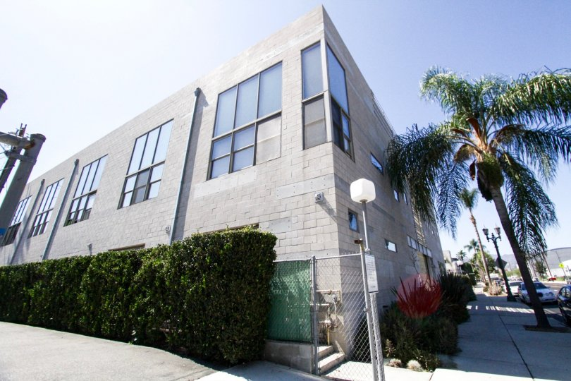 Cahuenga Lofts offers large windows allowing in plenty of natural light