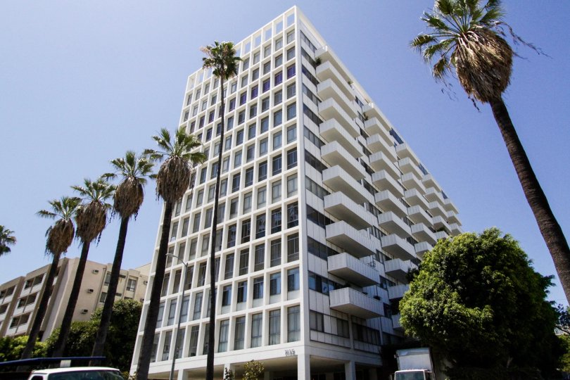 Hollywood Versailles Tower is a large condo building in Hollywood