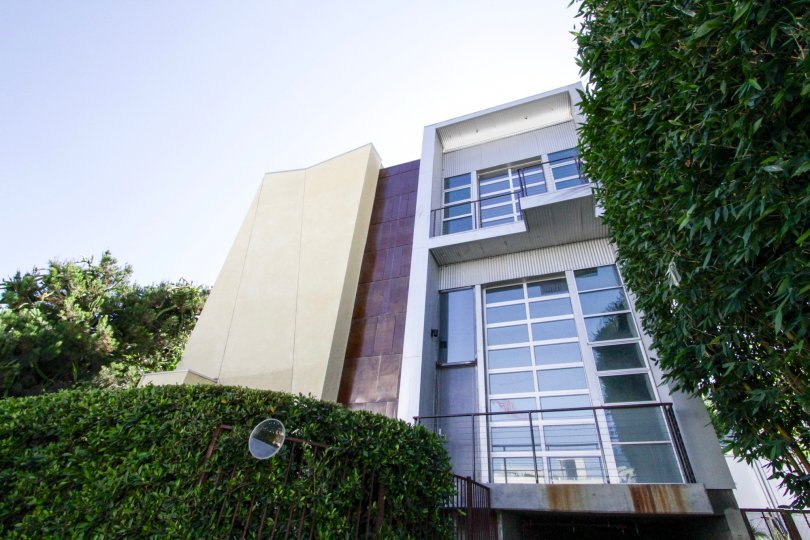 Sunset Blvd Lofts at Bronson offers balconies on each unit