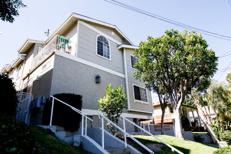 The buidling at 741 Venice Way in Inglewood