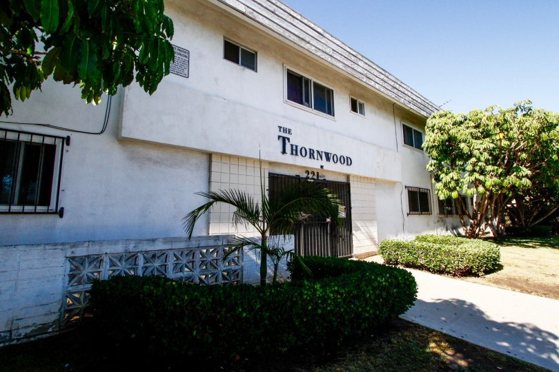 The Thornwood building in Inglewood