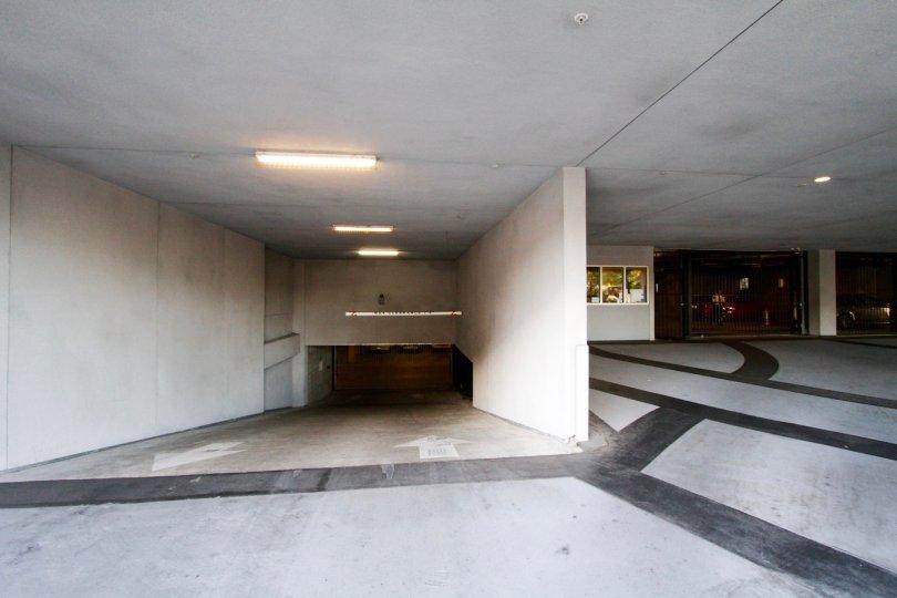 Kenmore Tower offers a subterranean parking garage