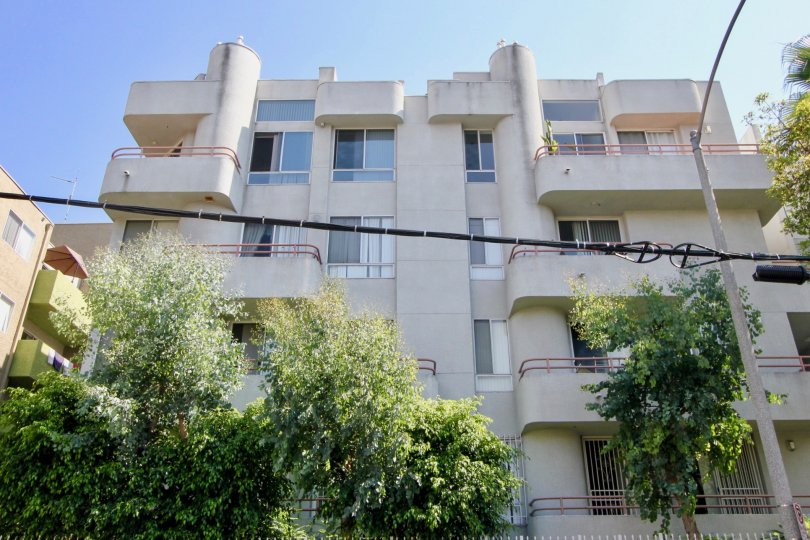 the wellington grand is a beautiful stucco building in the art deco style, spacious flats with los of windows and private balconies are just a few of the pleasures awaiting