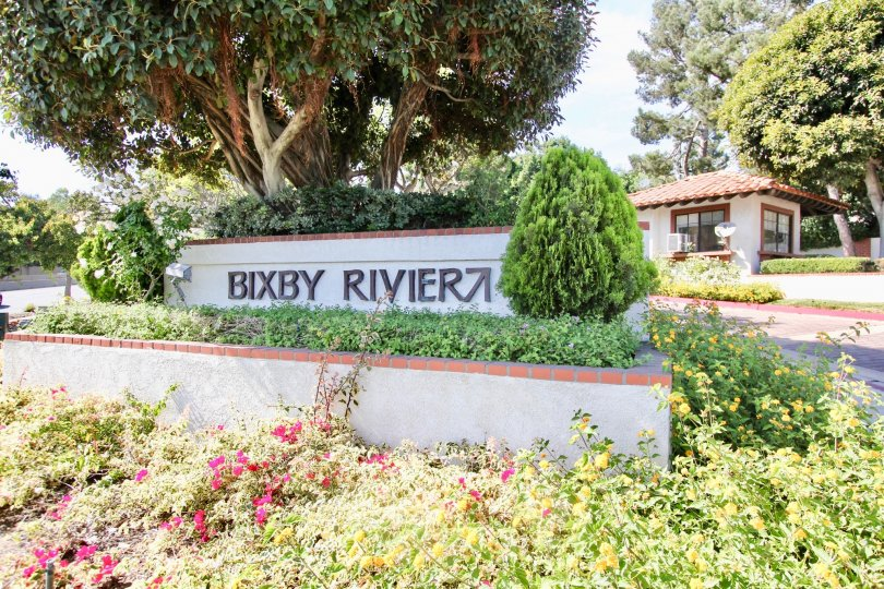 The name of Bixby Riviera