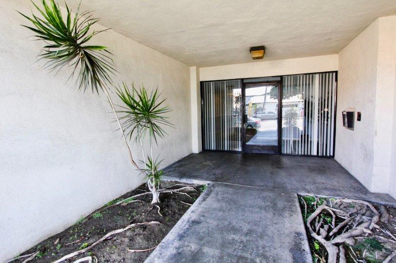 The entrance into Long Beach Redondo West