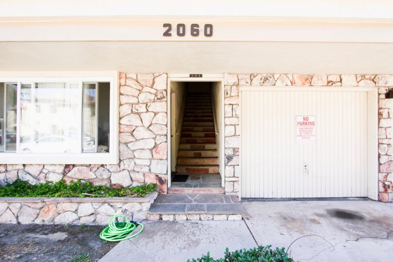 The address above the entrance into The Maui Imperial