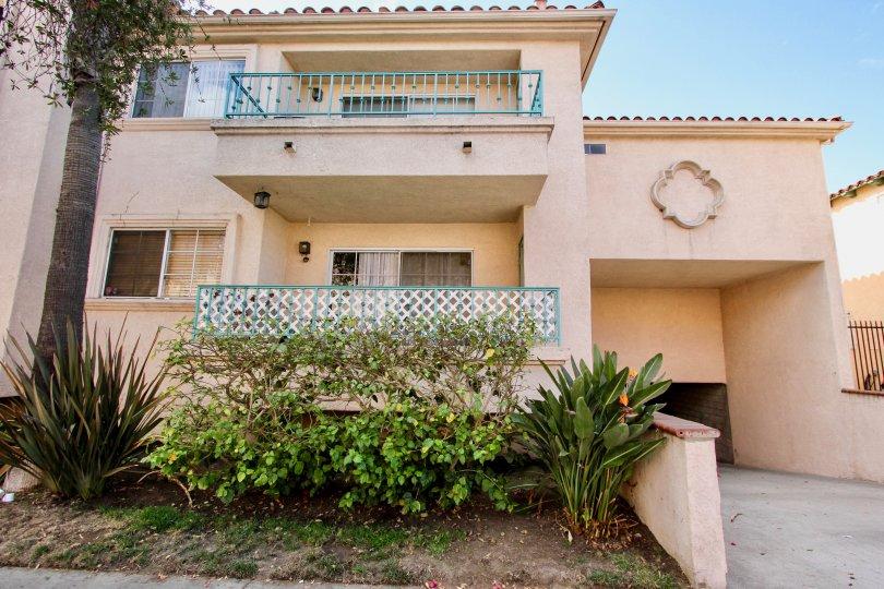 Villa Del Obispo beautiful location view at Long Beach