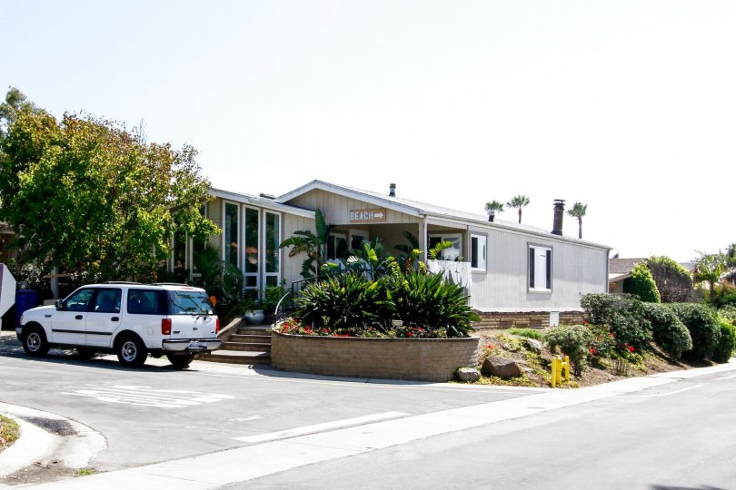 The Point Dume Club building