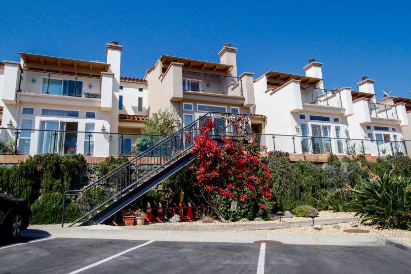 The Vista Pacifica at Broad Beach building in CA California