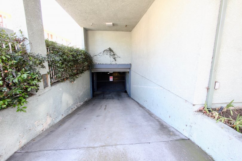 The garage for parking at 11946 Avon Way
