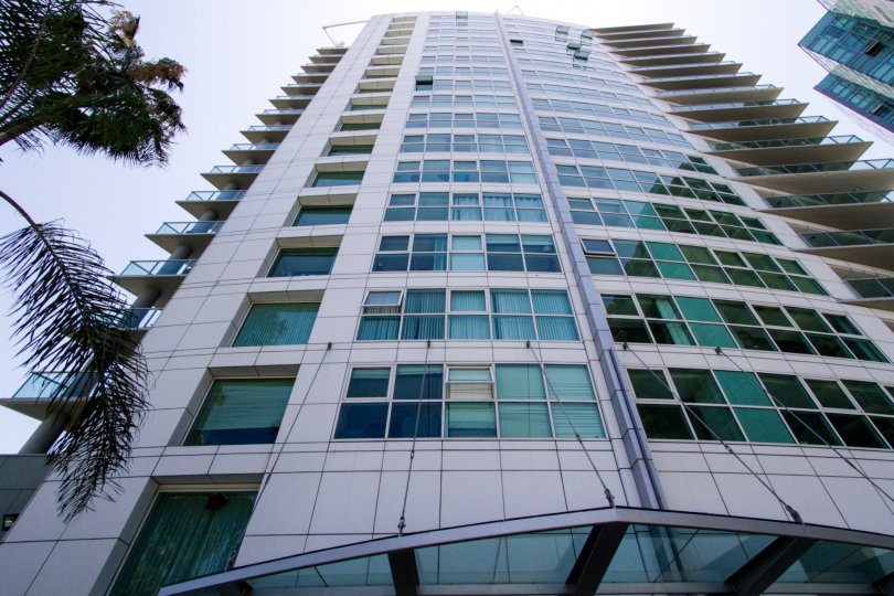 The Regatta Seaside Residences building