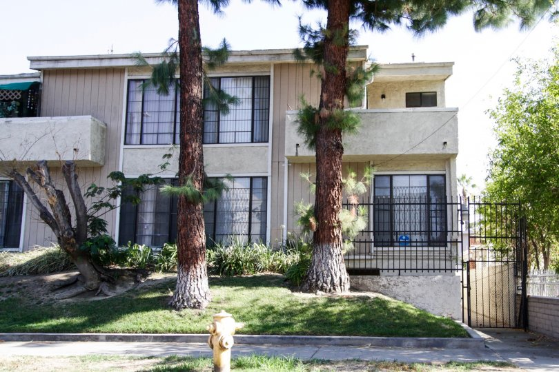 The 11834 Gilmore St building in North Hollywood
