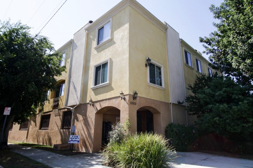 The Satsuma Villas building in North Hollywood