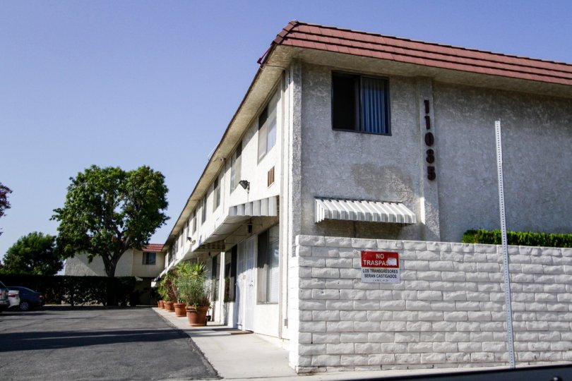The Villa Casitas building