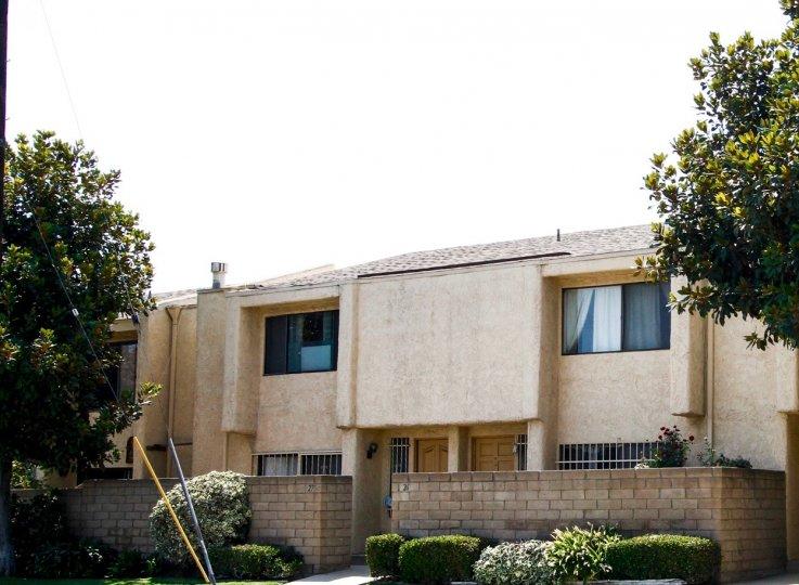 The Balboa Parethenia building in Northridge CA