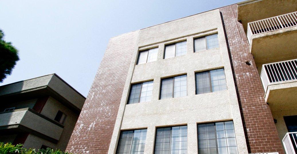 The Nordhoff Terrace building