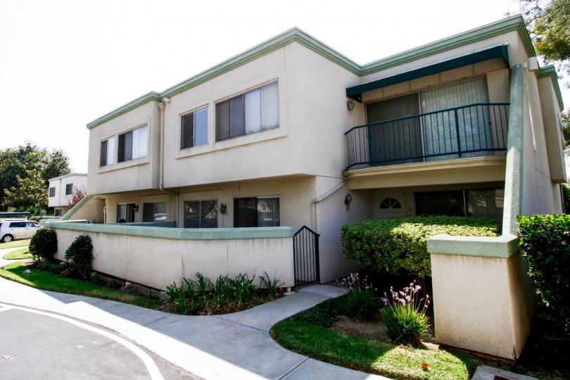 The Peppertree Northridge building in Northridge CA