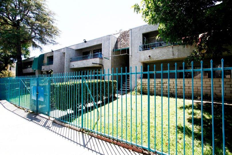 The Willis Villas II building in Panorama City California