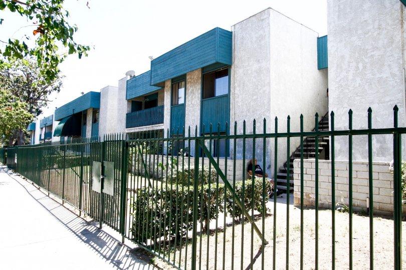The Willis Villas building