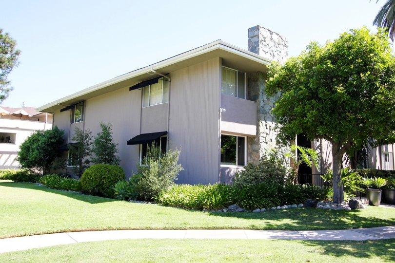A view of 900 S Orange Grove Blvd in Pasadena, California