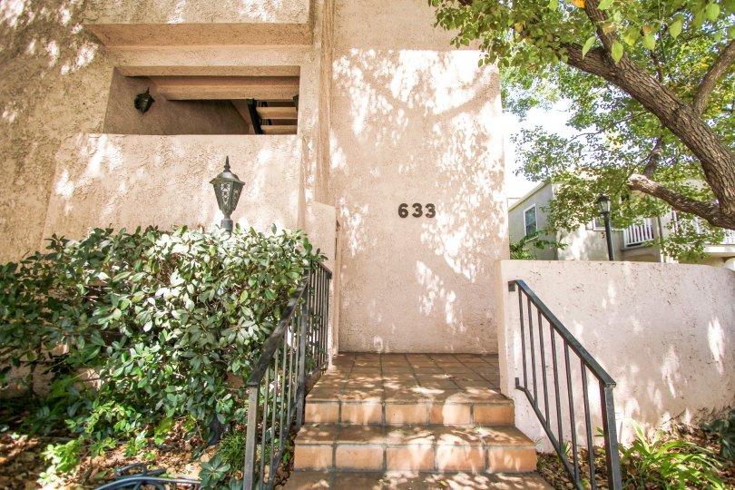 The address for Casa Torre in Pasadena, California