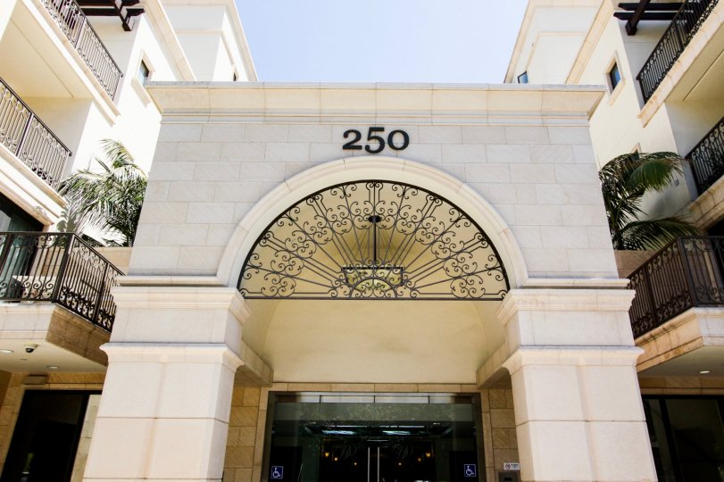 The address for De Lacey Place in Pasadena, California