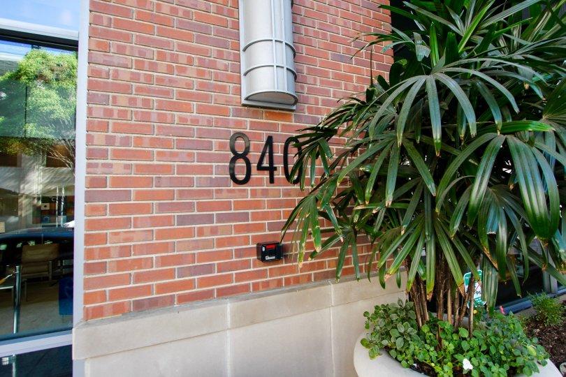 The address for Prado on Lake Avenue
