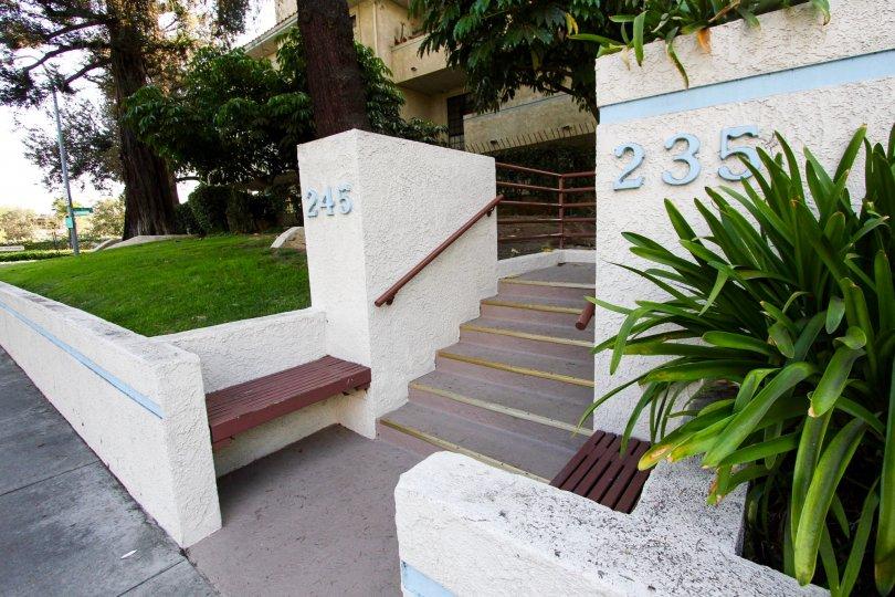 The address for Villa Corona in Pasadena, California
