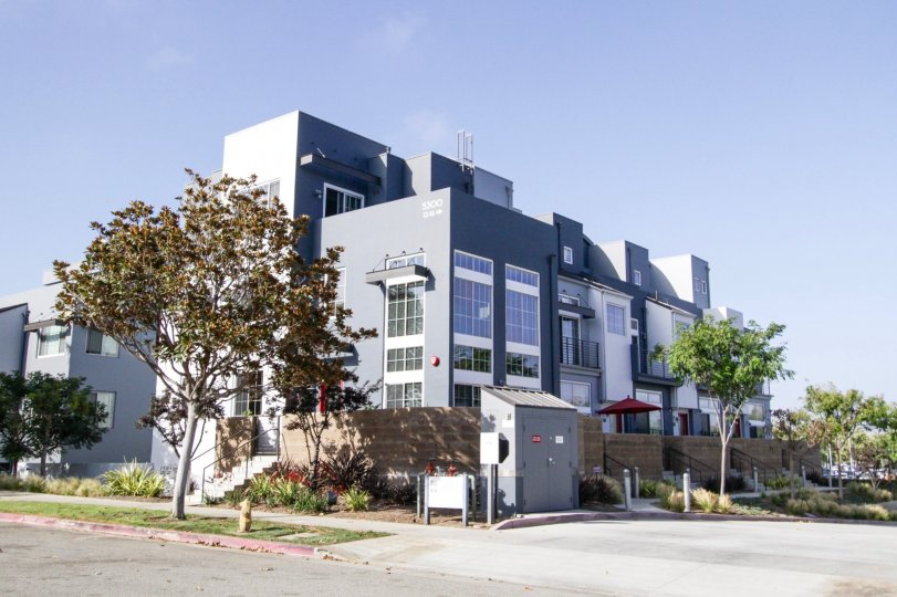 The Bridgeway Mills complex in Playa Vista