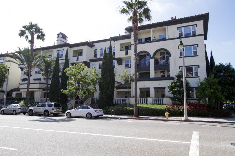 The Catalina Playa Vista building in Catalina Playa Vista