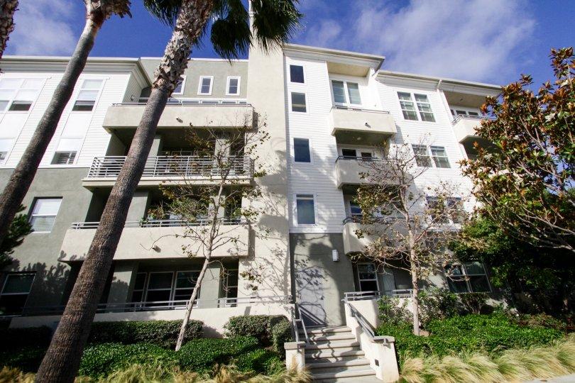The Coronado Playa Vista building in Playa Vista