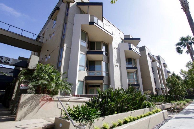 The Promenade Playa Vista building in Playa Vista