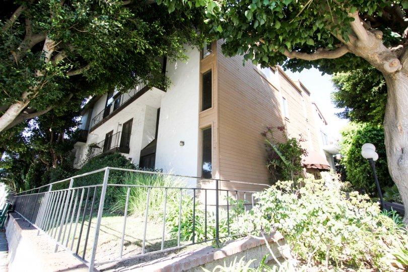 The Camelia building in San Pedro California