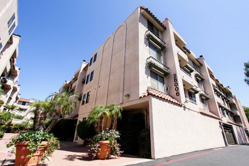 The Casa Verde Estates building in San Pedro California