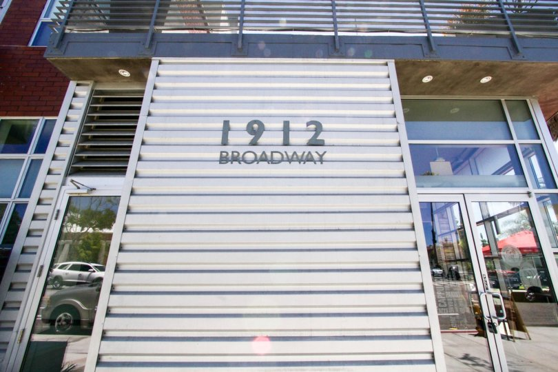 The address for the Broadway Lofts