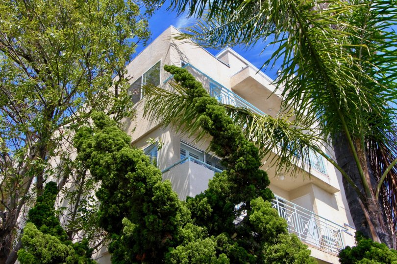 The one and only imperial community with it's tastfully built apartments in the richly lush neighborhood of santa monica
