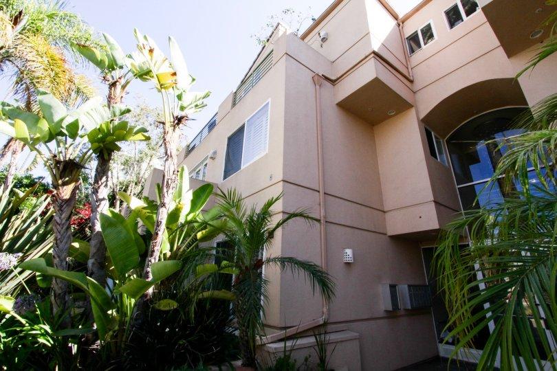 The Ocean Regency building in Santa Monica
