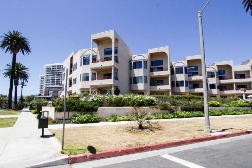 The Pacific Regency building in Santa Monica