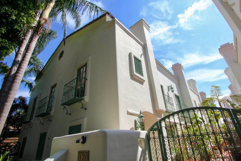 Quintas Malaga finest and most palatial homes, Santa Monica, California