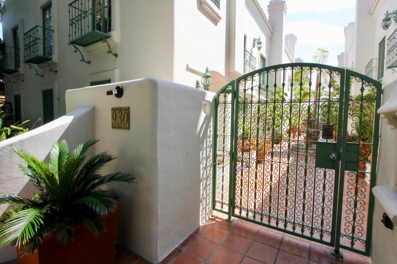 The Gateway to the beautiful community of 930 Quintas Malaga.