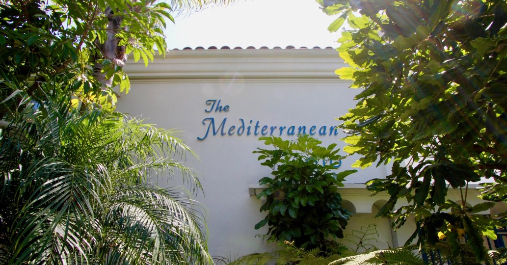 A resort in branded Mediterranean in Santa Monica California with marvellous features