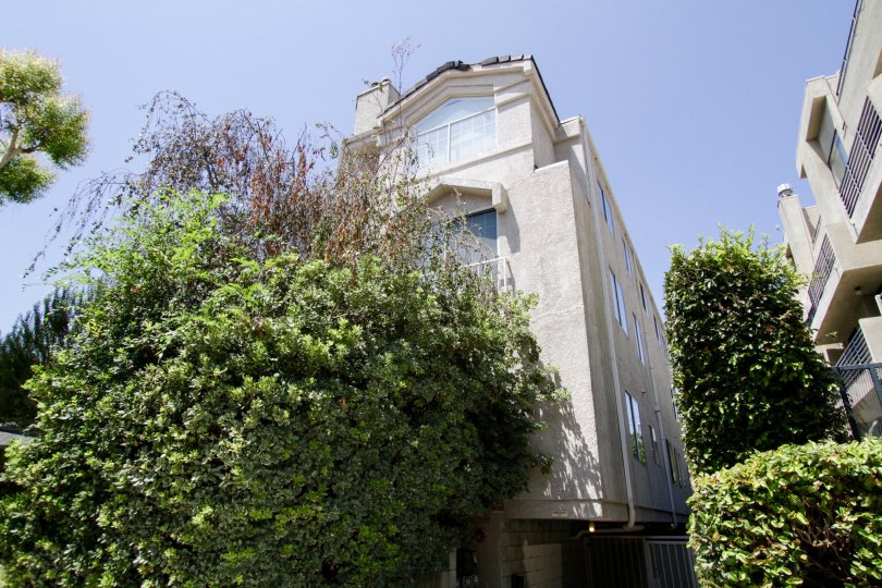 The Nobile House building in Sherman Oaks