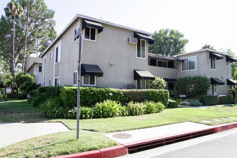 The Montecito building in Sherman Oaks