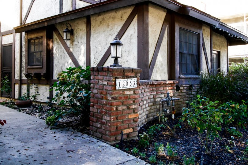 The address seen at 12053 Guerin St in Studio City